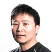 Professor Jun Chen - Portrait Photo